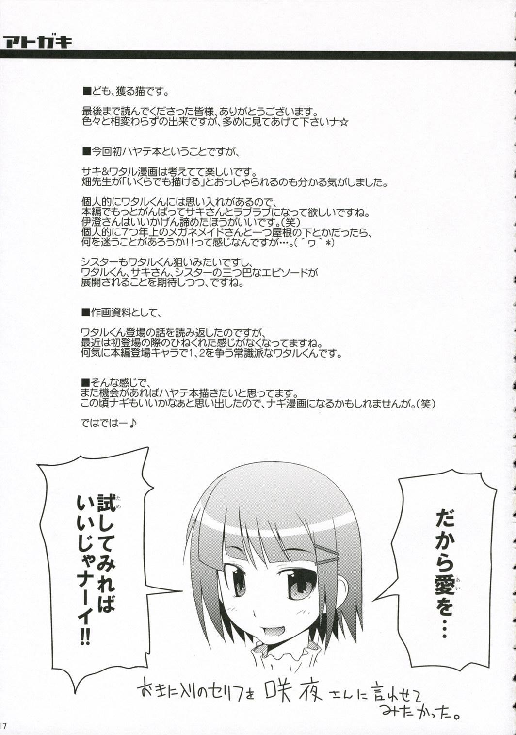 Sakittyo Shoukougun 15
