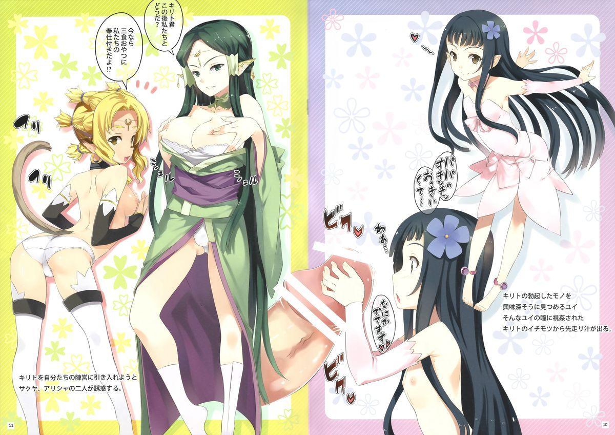 Sword Art Heroines 2 6