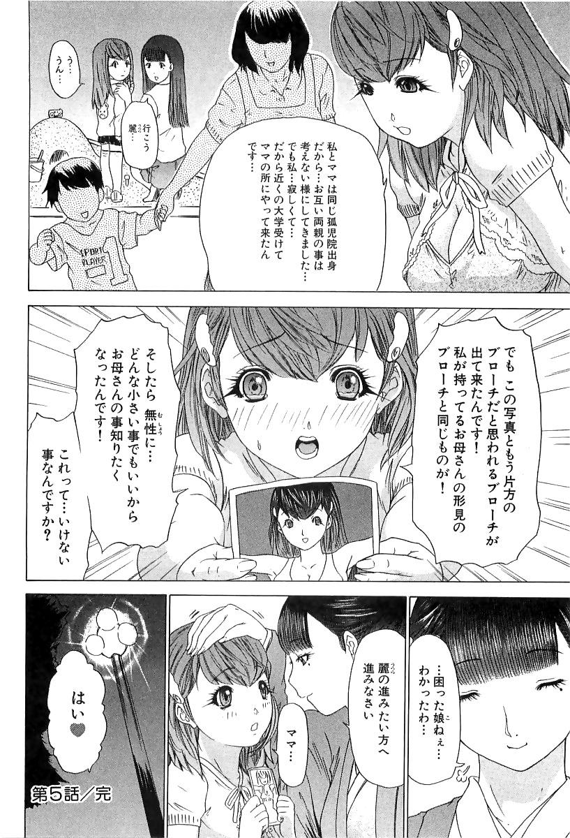 Kininaru Roommate Vol.3 112