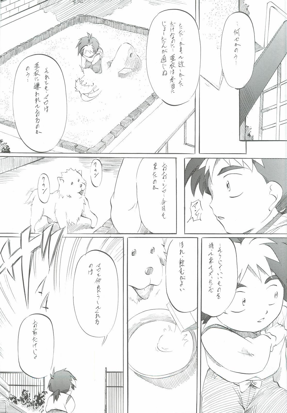 Ai & Mai Gaiden - Kishin Fukkatsu no Shou 5
