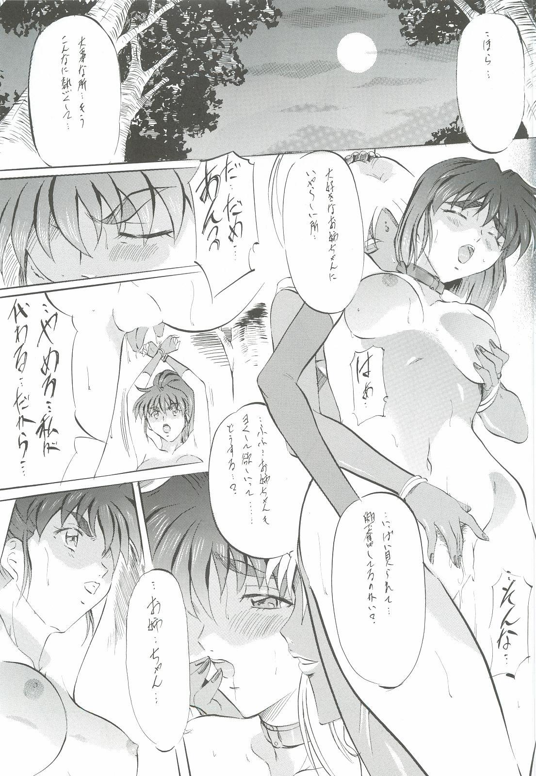 Ai & Mai Gaiden - Kishin Fukkatsu no Shou 97