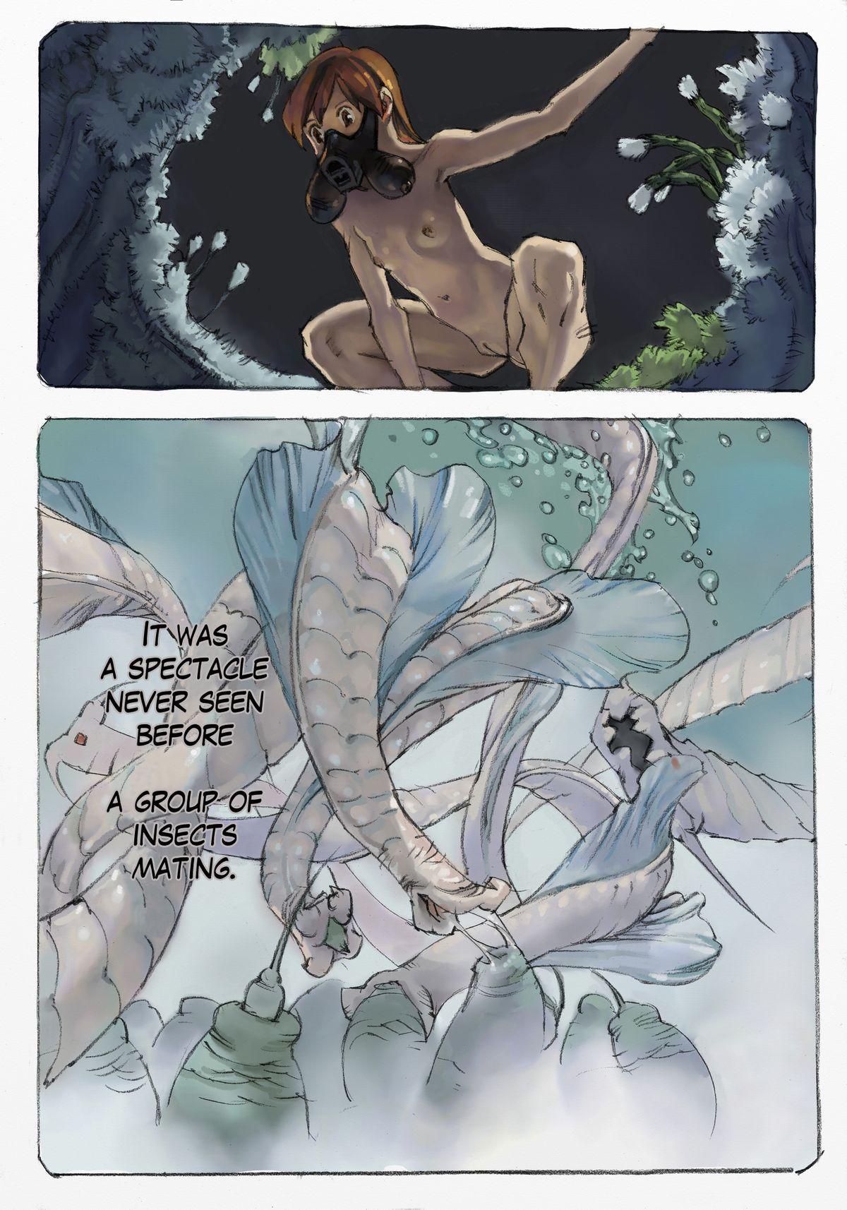 Mushi Mezuru Himegimi 1 12
