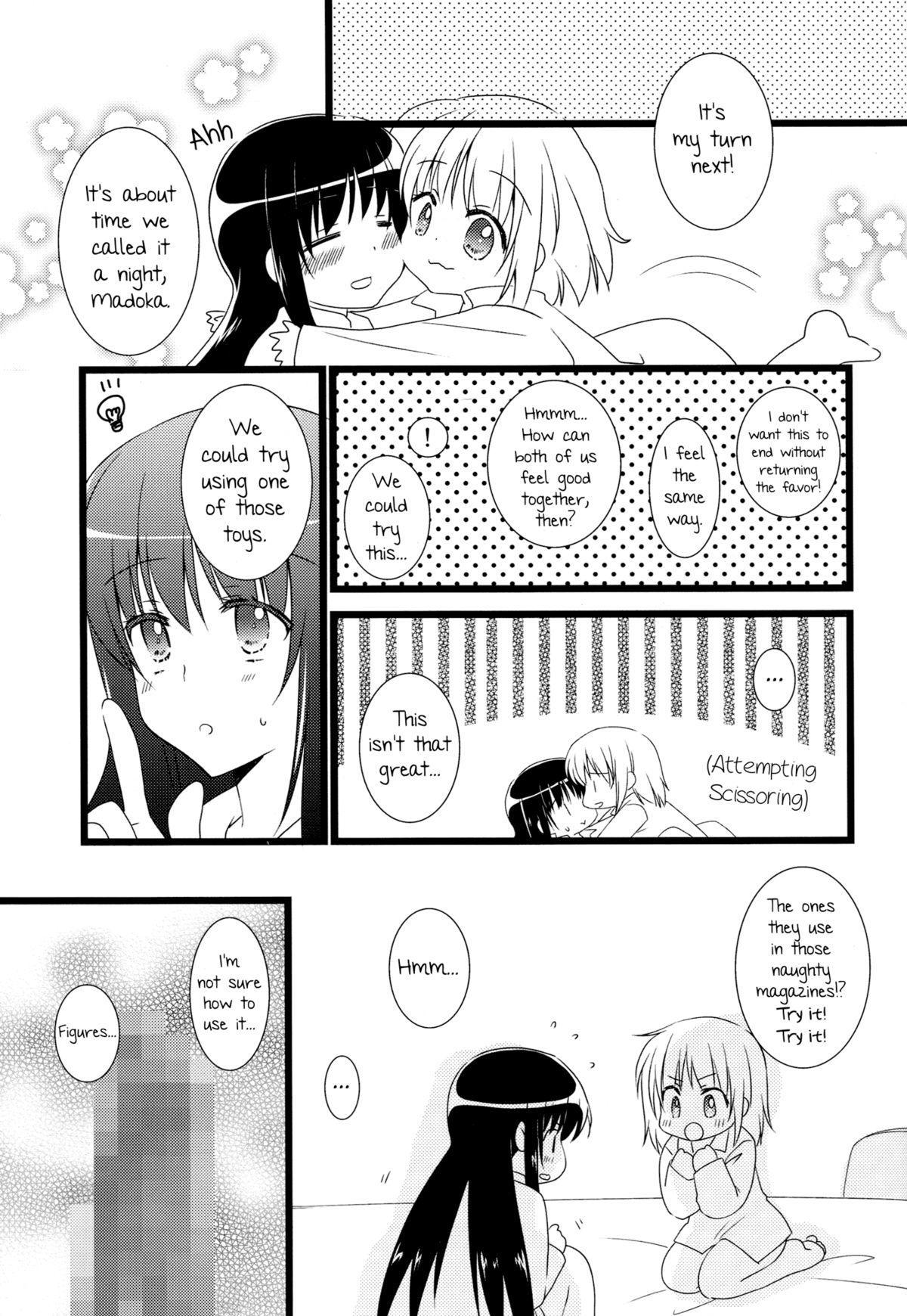Futarikiri no Yoru no Ohanashi | A Story of Their Night Together 19