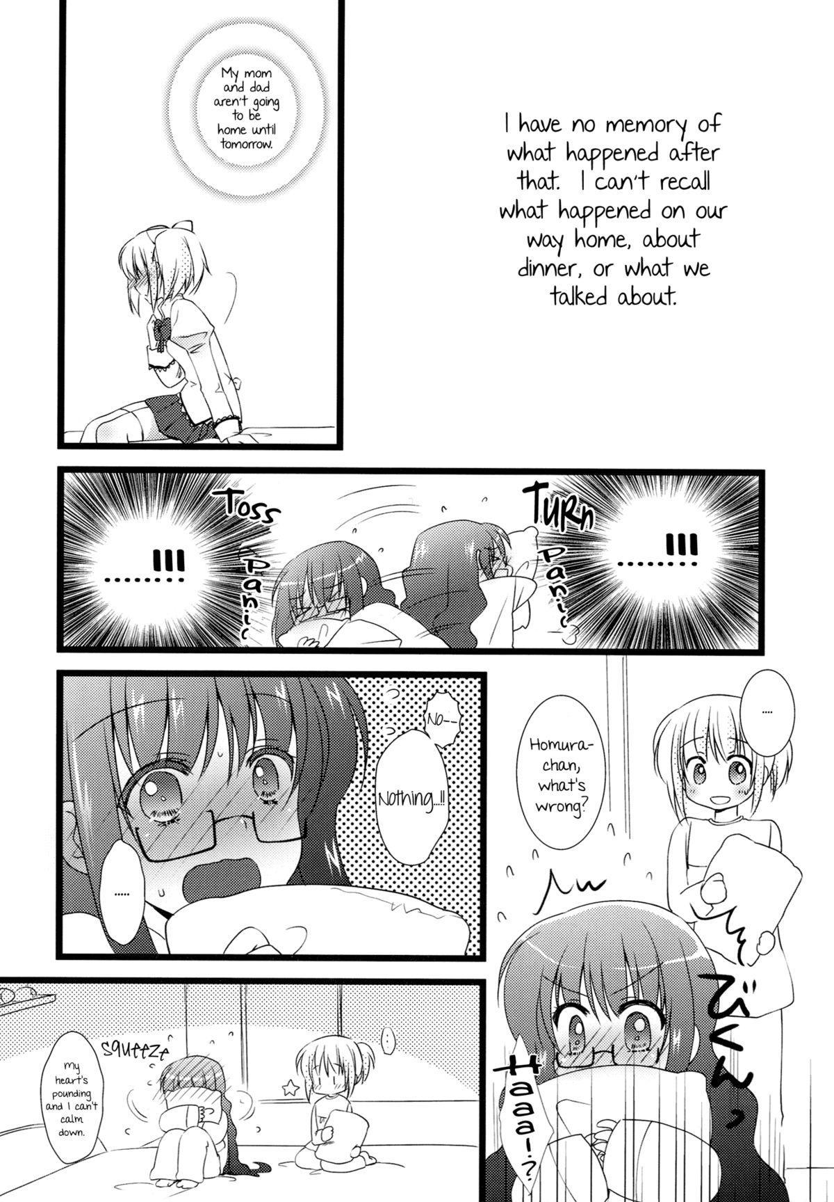 Futarikiri no Yoru no Ohanashi | A Story of Their Night Together 6