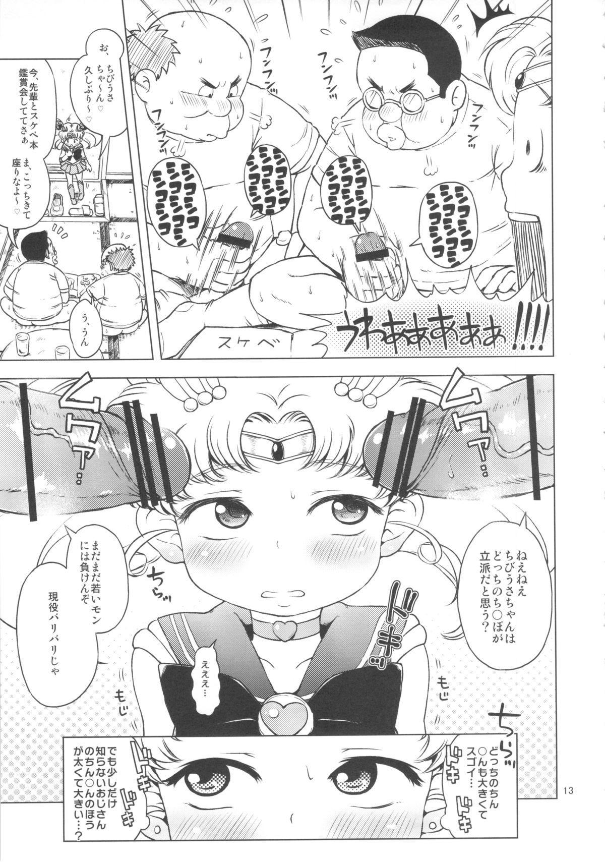 Chibiusa no Himitsu Diary 11