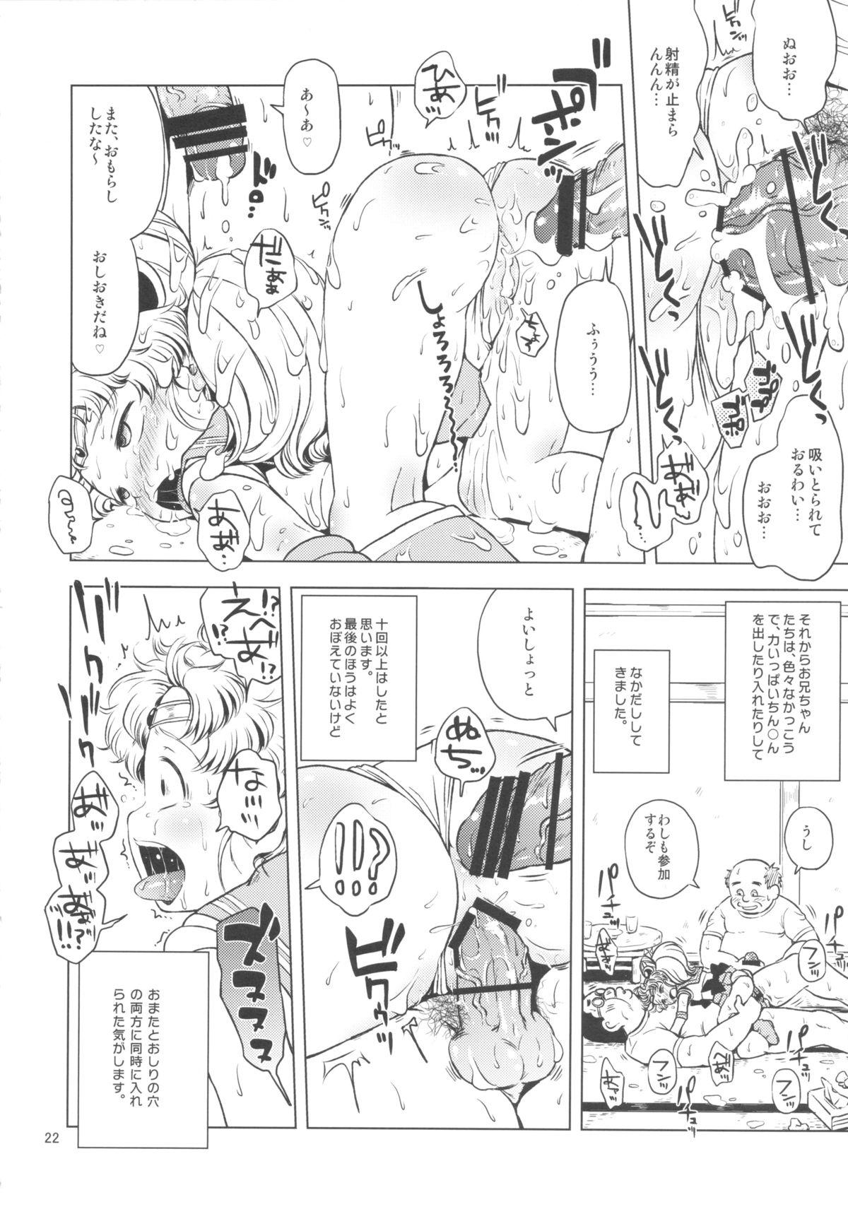Chibiusa no Himitsu Diary 20