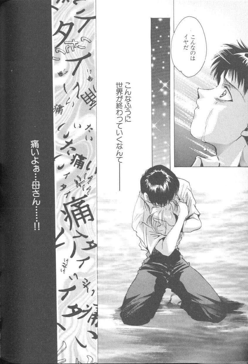 ANGELic IMPACT NUMBER 06 - Ayanami Rei Hen PART 2 137