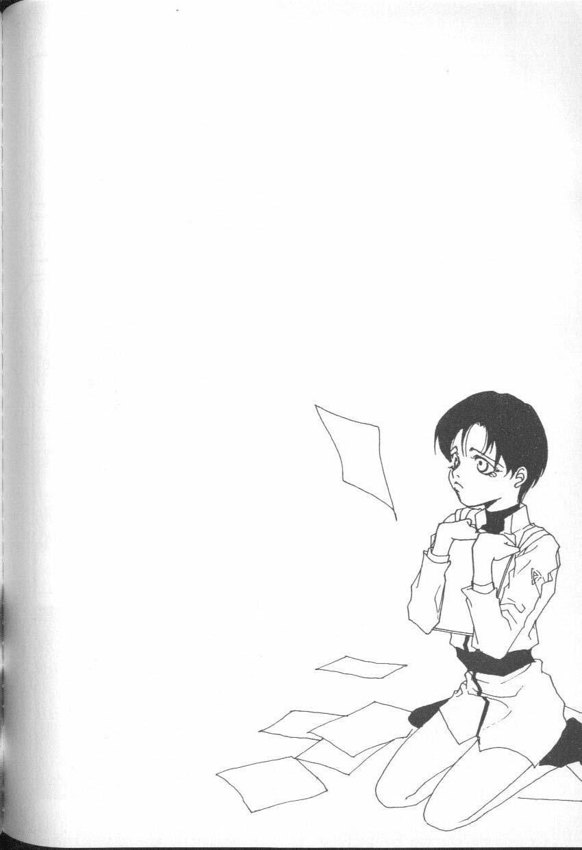 ANGELic IMPACT NUMBER 06 - Ayanami Rei Hen PART 2 92
