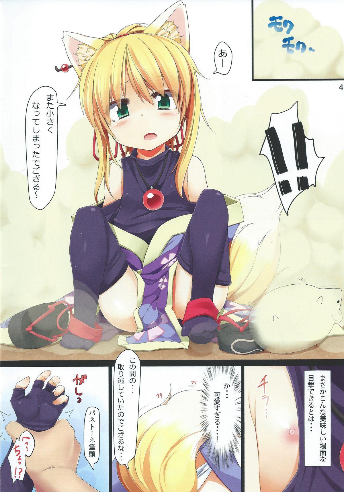 Tenko no Chichigami-sama 2
