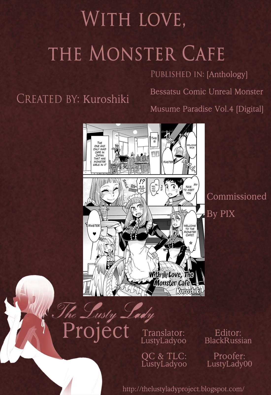Bessatsu Comic Unreal Monster Musume Paradise Vol. 4 63